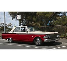 Ford Fairlane Photographic Print