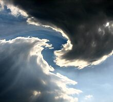 waves of the sky... by daantjedubbledutch