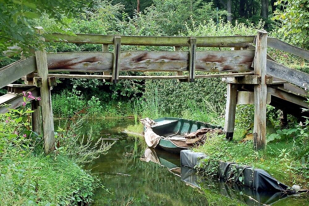 Giethoorn - Nederland by Arie Koene