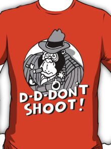 Mugs Murphy. T-Shirt