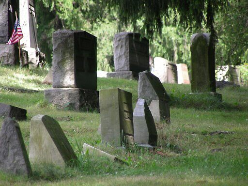 Cemetary by libberding
