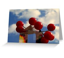 Berry shiny Greeting Card
