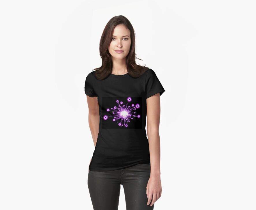 flower sparkler by CheyenneLeslie Hurst