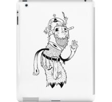 Feathers and Gold iPad Case/Skin
