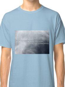 Not Afraid Of Lightning - Loki Classic T-Shirt