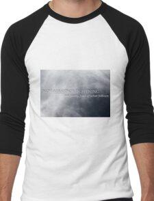 Not Afraid Of Lightning - Loki Men's Baseball ¾ T-Shirt