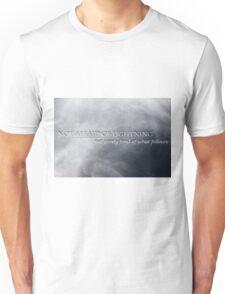 Not Afraid Of Lightning - Loki Unisex T-Shirt