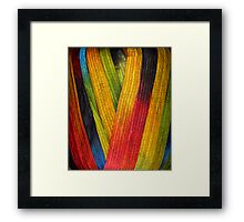 Yarn 1 Framed Print