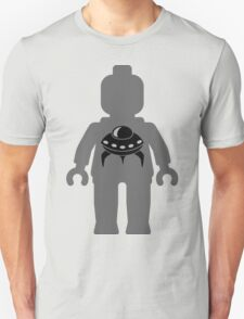 Minifig with UFO T-Shirt