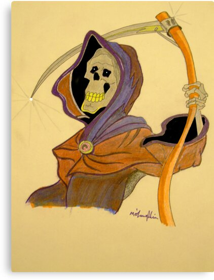 The reaper by mikeloughlin