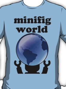 MINIFIG WORLD T-Shirt