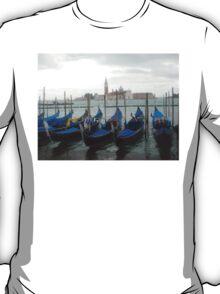 Gondolas at San Marco T-Shirt