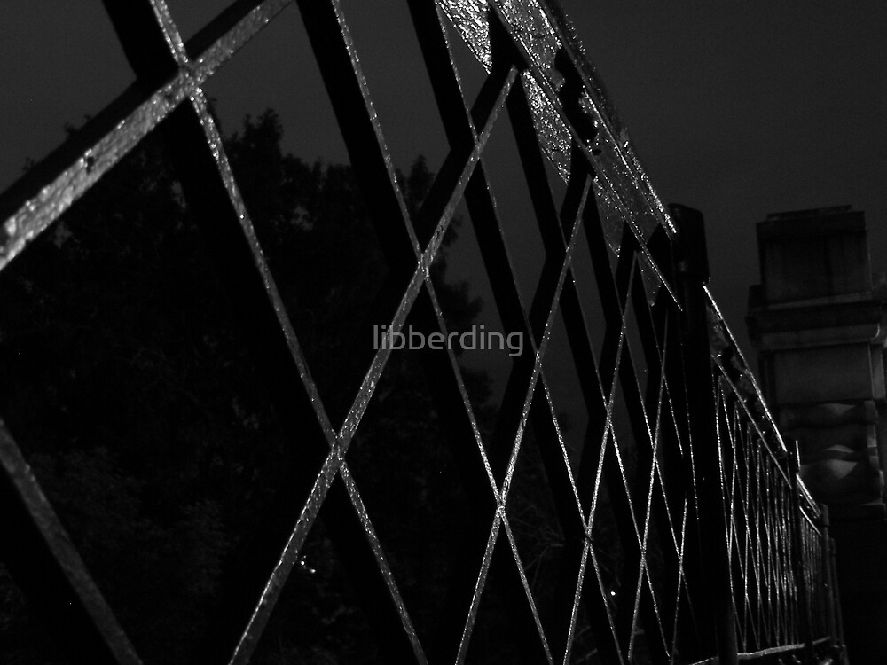 Fenced by libberding