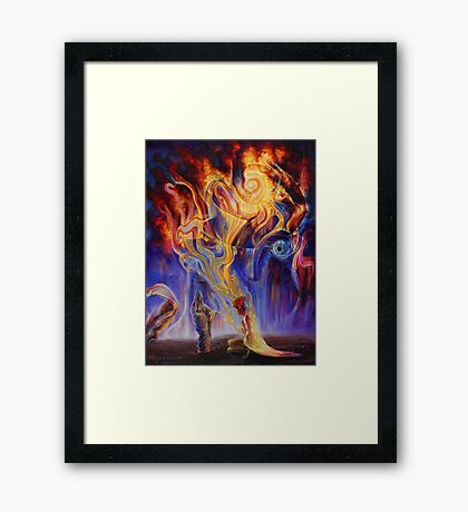 Soulstream Framed Print