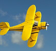 """Beechcraft D.17S """"Staggerwing"""" N9405H by Colin Smedley"""