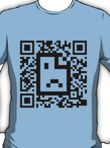 QR code - Webpage not available T-Shirt