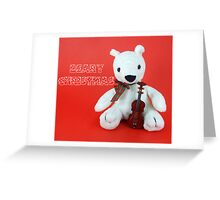 Beary Christmas The Third Greeting Card