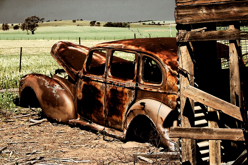 Paint Rust by rossco