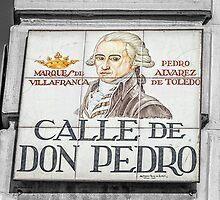 Don Pedro Street, Madrid by JJFarquitectos