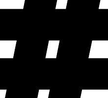 hashtag,internet,modern,#,nerd,geek,web by Hochmuth & Hartmann  GbR