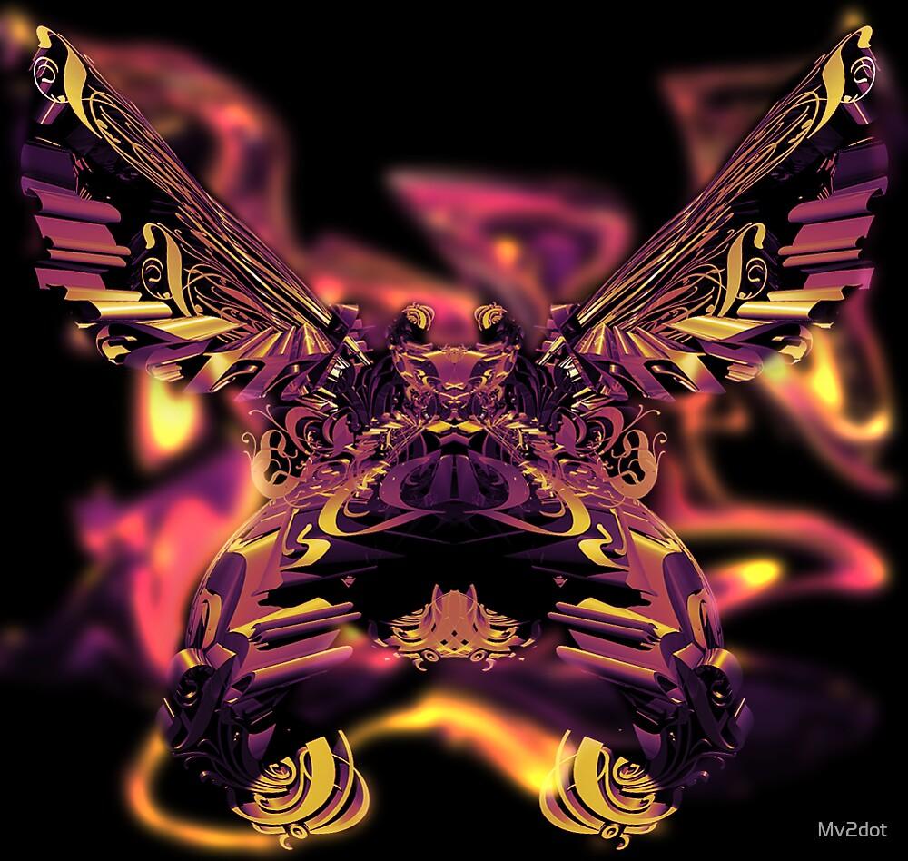 Butterfly by Mv2dot