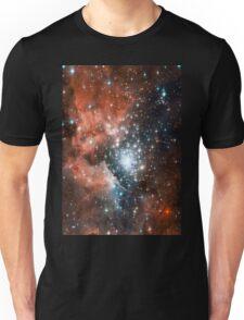 Red Galaxy 2.0 Unisex T-Shirt