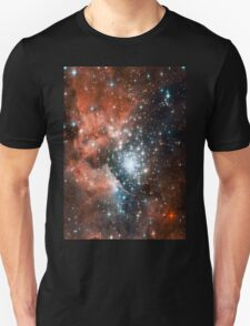 Red Galaxy 2.0 T-Shirt