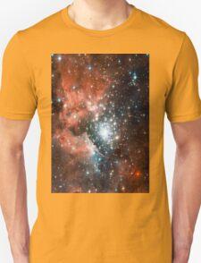 Red Galaxy 2.0 T-Shirt
