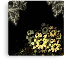 Flowers to Intoxicate Me Canvas Print