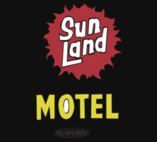 Sunland Motel by Mason Mullally