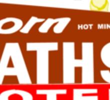 Baths Sticker
