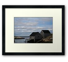 Peggy's Cove 3 Framed Print