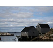 Peggy's Cove 3 Photographic Print