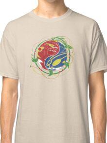 Mega Rayquaza Pokemon Classic T-Shirt