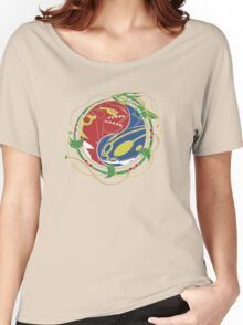 Mega Rayquaza Pokemon Women's Relaxed Fit T-Shirt