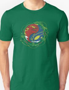 Mega Rayquaza Pokemon T-Shirt