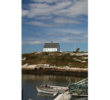 Peggy's Cove 5 Photographic Print