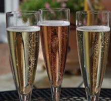 Three Bubblies by BstillPhoto