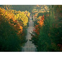 country road #2 Photographic Print