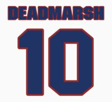 National Hockey player Butch Deadmarsh jersey 10 by imsport