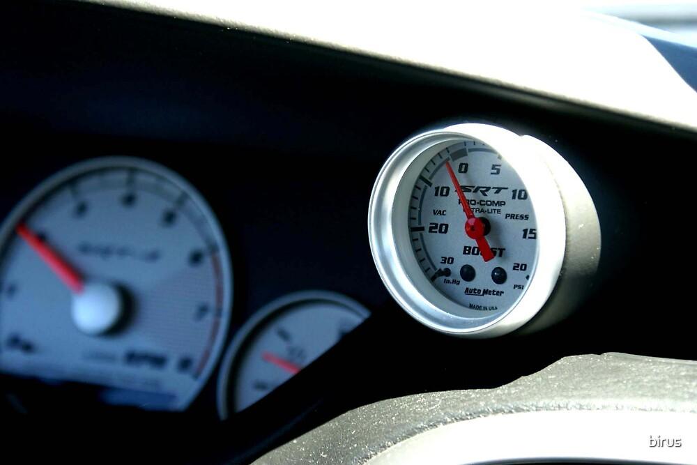 boost gauge by birus