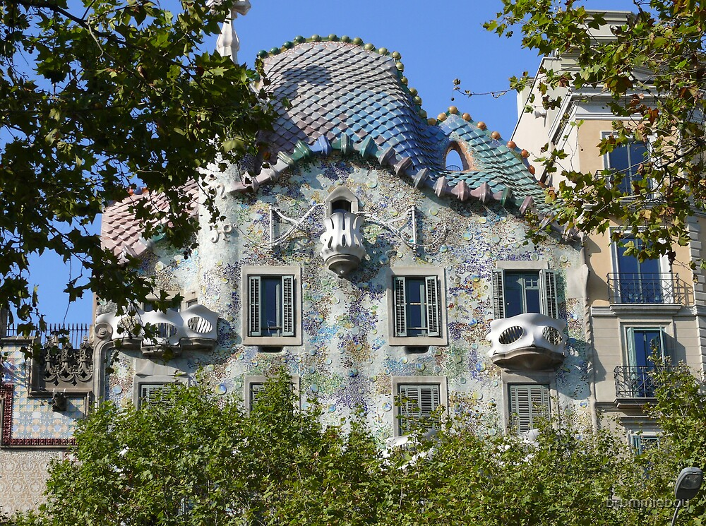 Casa Battlo by brummieboy