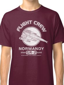 Explore the Galaxy - The Citadel and Beyond Classic T-Shirt