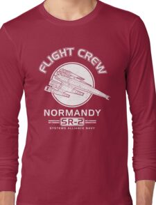 Explore the Galaxy - The Citadel and Beyond Long Sleeve T-Shirt