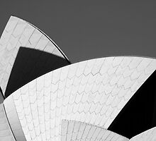 Syd Opera House by Louise Wolfers