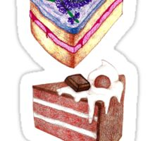 Piece of Cake  Sticker