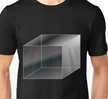 Glitch Land Tower Quest block 1 Unisex T-Shirt