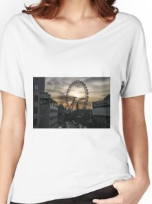 Eye of the Tower Women's Relaxed Fit T-Shirt