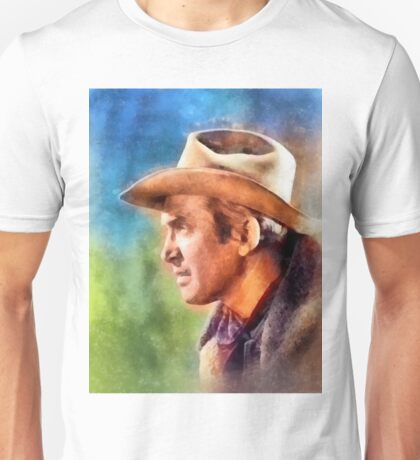 James Stewart, Vintage Hollywood Legend Unisex T-Shirt