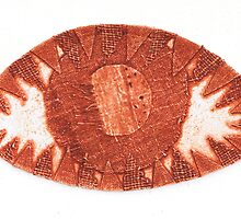 Buddha's Footprint 1 by Marita